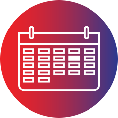 Data release schedule